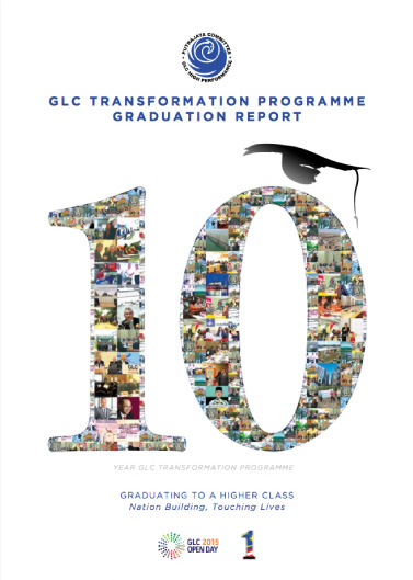 GLCT Programme Vol 1: Graduation Report