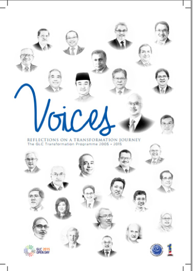 GLCT Programme Vol 2: Voices